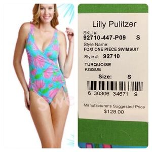 Lilly Pulitzer FOXI ONE PIECE SWIMSUIT